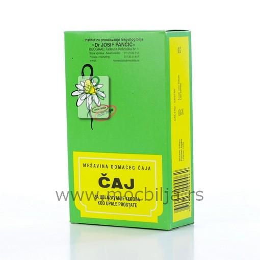 Čaj Za Ublažavanje Tegoba Kod Upale Prostate