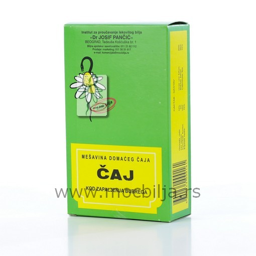 Čaj Kod Zapaljenja Bubrega