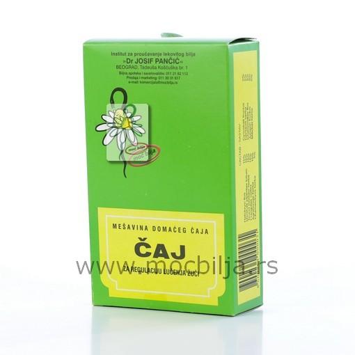 Čaj Za Regulaciju Lučenja žuči