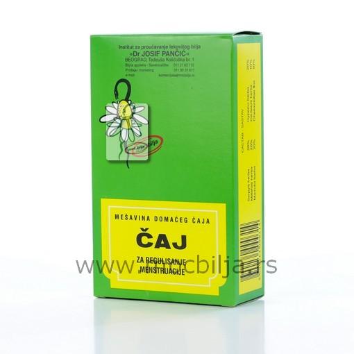 Čaj Za Regulisanje Menstruacije