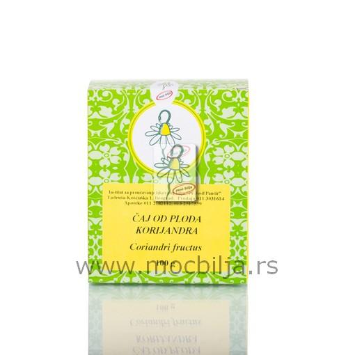 Čaj Od Ploda Korijandra