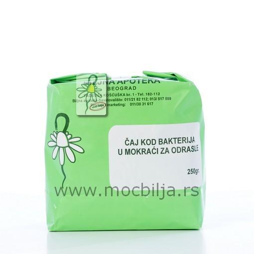 Čaj Kod Bakterija U Mokraći Za Odrasle 250g
