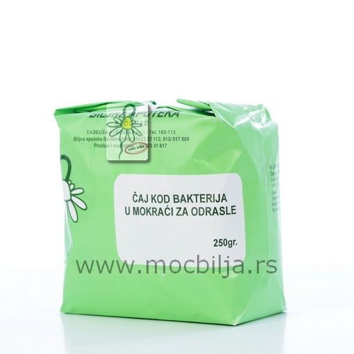 Caj Kod Bakterija U Mokraci Za Odrasle 250g 2