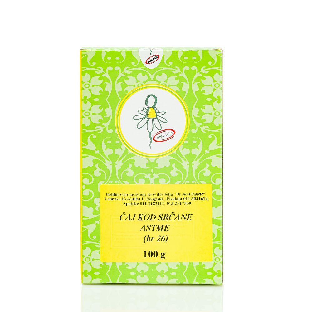 Čaj Kod Srčane Astme (Čaj Broj 26)