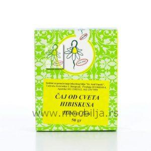Čaj Od Cveta Hibiskusa