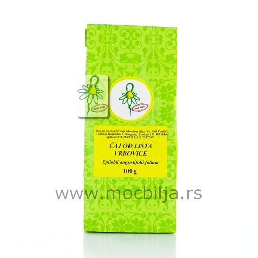 Čaj Od Lista Vrbovice