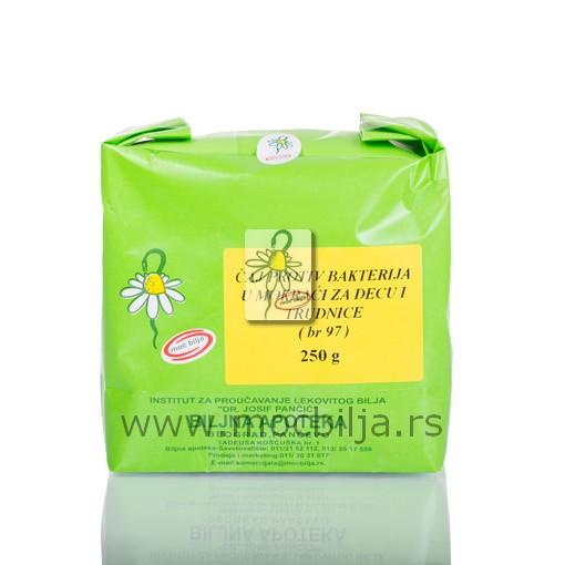 Čaj Kod Bakterija U Mokraći Za Decu I Trudnice 250g