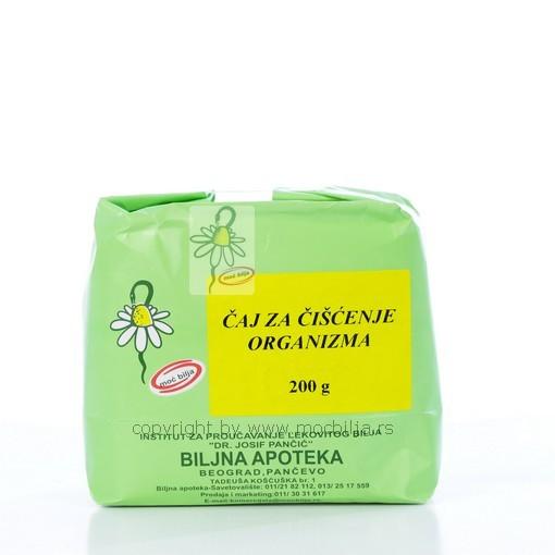 Čaj Za čiščenje Organizma