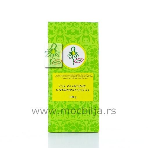 Čaj Za Jačanje Otpornosti (čaj X)