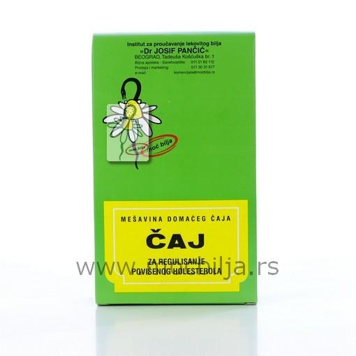 Čaj Za Regulisanje Povišenog Holesterola