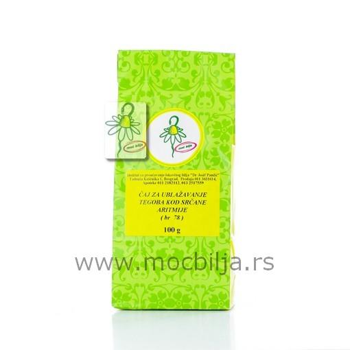 Čaj Za Ublažavanje Tegoba Kod Srčane Aritmije