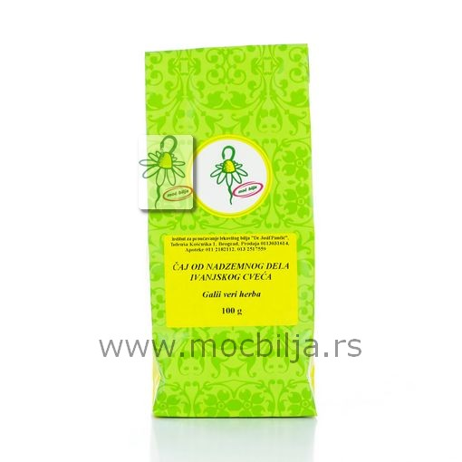 Čaj Od Nadzemnog Dela Ivanjskog Cveća