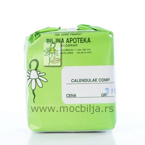 Čaj Calenedulae Compositum