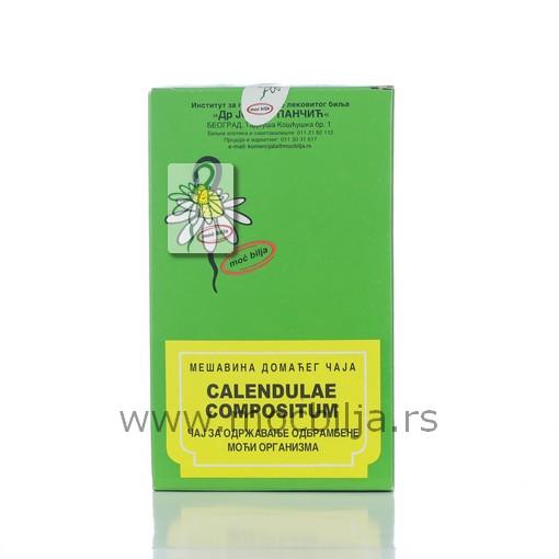 Čaj Za Održavanje Odbrambene Moći Organizma ( Calendulae Comp.)