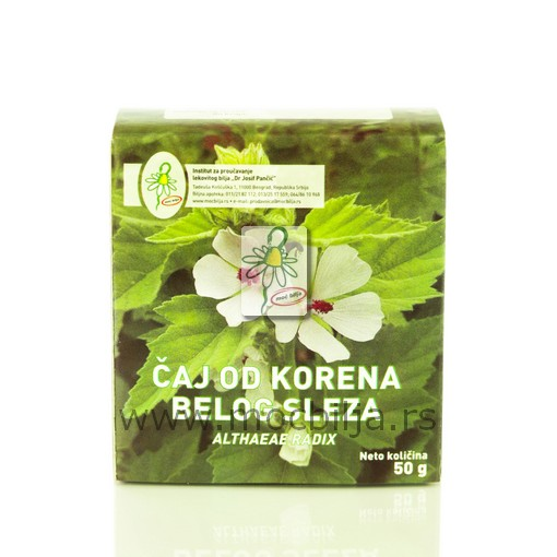 Čaj Od Korena Belog Sleza